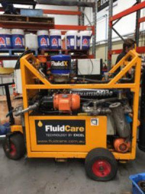 Fluid Care ISO 600