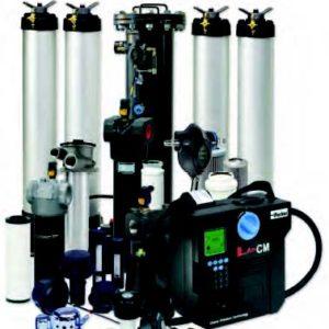 Parker-filtration